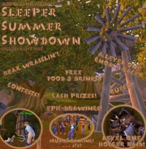 Sleeper Summer Showdown