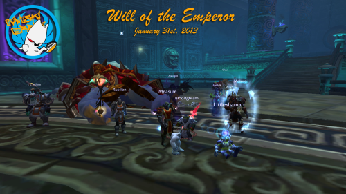 Will of the Emperor