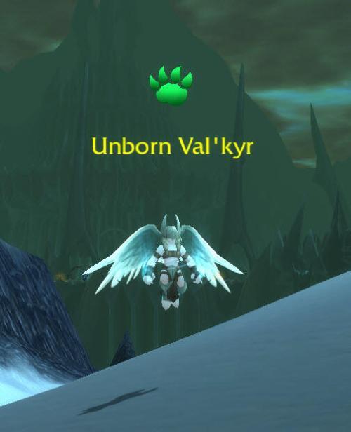 Unborn Val'kyr