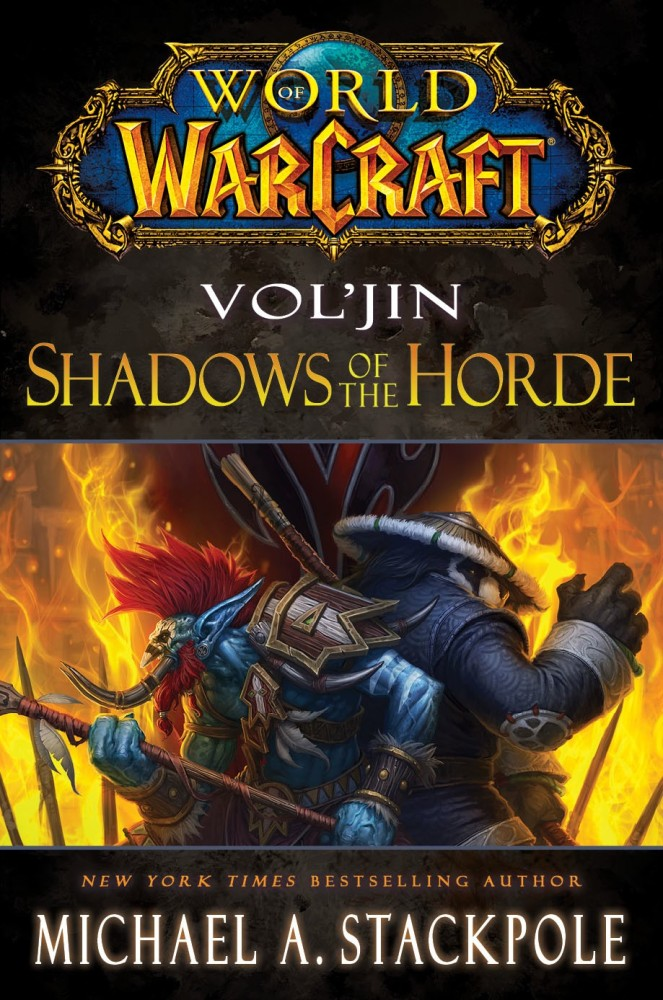 More on the Vol'jin Novel