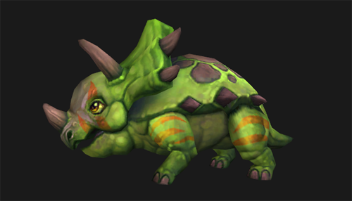 Stunted Direhorn Pet